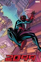 Marvel - 2099 Omega # 1 1:50 Bradshaw Variant