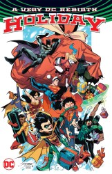 DC - A Very Dc Universe Rebirth Holiday TPB