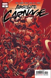 - Absolute Carnage # 5