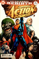 DC - Action Comics #957 2nd PTG