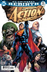 DC - Action Comics #957