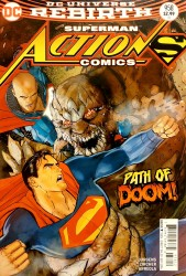 DC - Action Comics #958 2nd PTG