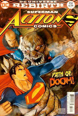 Action Comics # 958 2nd PTG