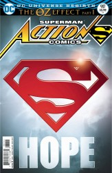 DC - Action Comics #987 (Oz Effect) Lenticular Variant