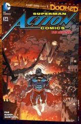DC - Action Comics (New 52) # 34