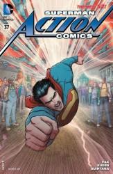 DC - Action Comics (New 52) # 37