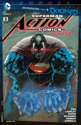 DC - Action Comics (New 52) Annual # 3