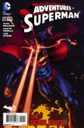 DC - Adventures of Superman (2013) # 12