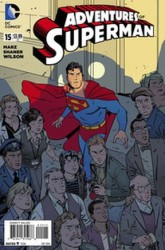 DC - Adventures of Superman (2013) # 15