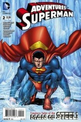 DC - Adventures of Superman (2013) # 2