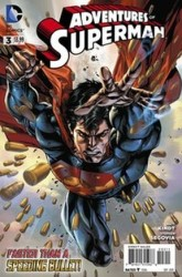 DC - Adventures of Superman (2013) # 3