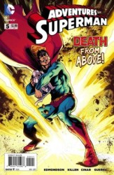 DC - Adventures of Superman (2013) # 5