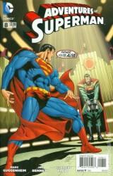DC - Adventures of Superman (2013) # 8