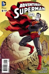 DC - Adventures of Superman (2013) # 9