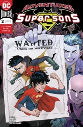 DC - Adventures Of The Super Sons # 2