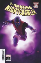 Marvel - Age Of X-Man Amazing Nightcrawler # 1 1:50 Pham Variant