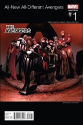 Marvel - All New All Different Avengers # 1 Cheung Hip Hop Variant