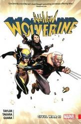 Marvel - All New Wolverine Vol 2 Civil War II TPB