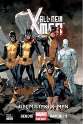 Marmara Çizgi - All New X-Men Cilt 1 Geçmişteki X-Men