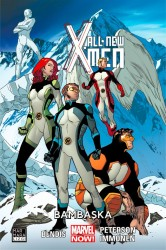Marmara Çizgi - All New X-Men Cilt 4 Bambaşka