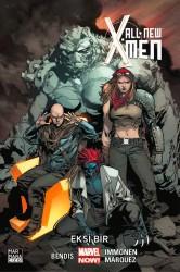 Marmara Çizgi - All New X-Men Cilt 5 Eksi Bir