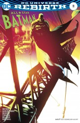 DC - All Star Batman # 11 Alberquerque Variant