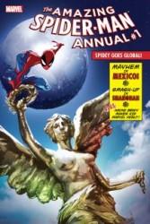 - Amazing Spidder-Man Annual # 1