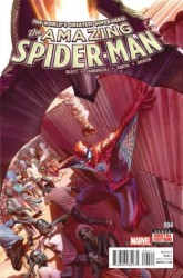 Marvel - Amazing Spider-Man # 4