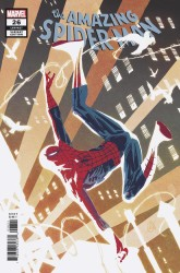Marvel - Amazing Spider-Man (2018) # 26 1:125 Garney Variant