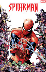 Marvel - Amazing Spider-Man (2018) # 28 Ramos Marvel 80th Frame Variant