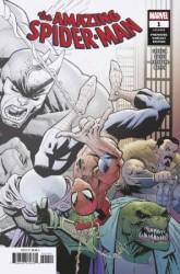 Marvel - Amazing Spider-Man (2018) # 1 Premiere Variant