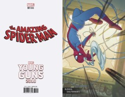 Marvel - Amazing Spider-Man # 801 Dauterman Young Guns Variant