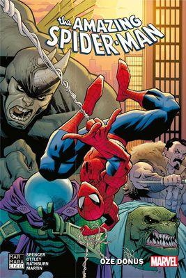 Amazing Spider-Man Cilt 1 Öze Dönüş