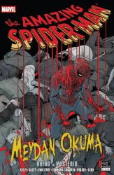 Marmara Çizgi - Amazing Spider-Man Cilt 15 Meydan Okuma 2