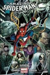 Marmara Çizgi - Amazing Spider-Man Cilt 5 Spiral