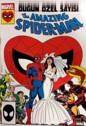 Marmara Çizgi - Amazing Spider-Man Düğün Özel Sayısı Variant Kapak