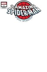 Marvel - Amazing Spider-Man Full Circle # 1 Blank Variant