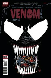Marvel - Amazing Spider-Man Venom Inc Alpha #1