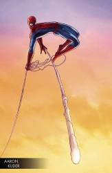 Marvel - Amazing Spider-Man # 797 Kuder Young Guns Variant