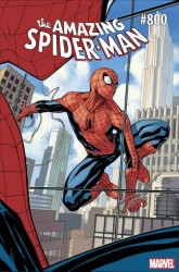 Marvel - Amazing Spider-Man # 800 Dodson Variant