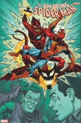 Marvel - Amazing Spider-Man # 800 Frenz Variant