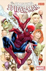 Marvel - Amazing Spider-Man # 800 Land Variant