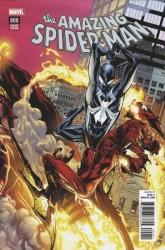 Marvel - Amazing Spider-Man # 800 Ramos Connecting Variant