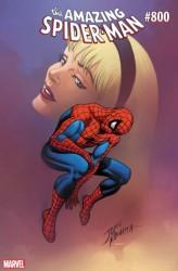 Marvel - Amazing Spider-Man # 800 Romita Sr Variant