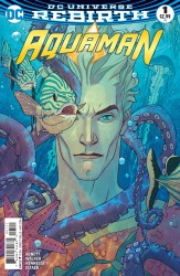 DC - Aquaman # 1 Variant Cover