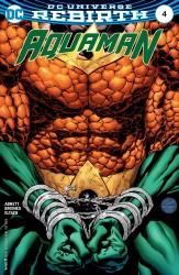 DC - Aquaman # 4