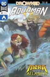 DC - Aquaman # 41 (Drowned Earth)