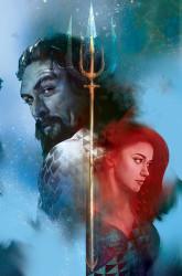 DC - Aquaman # 42 (Drowned Earth) Ben Oliver Variant