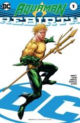 DC - Aquaman Rebirth #1 Variant