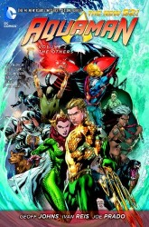 DC - Aquaman (New 52) Vol 2 The Others TPB